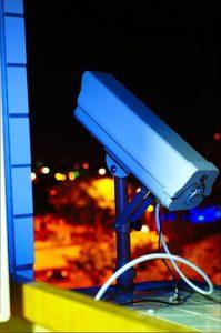 Câmera de uma das estações de monitoramento da BRAMON